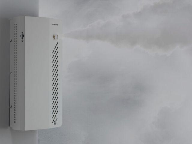 Alarmas con niebla